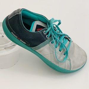 e150b3179130 Reebok Shoes - Reebok CrossFit Colorblocked Sneakers Size 6.5